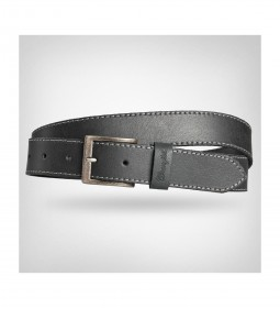 "Wrangler ""Basic Stitched Belt"" Black"
