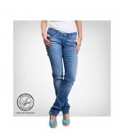 "Wrangler W251 ""Molly"" Harmony - DENIM SPA, DENIM SCULPT"