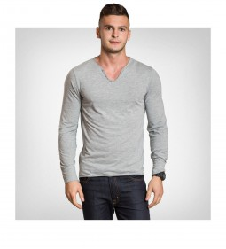 "LTB 86056 ""Focus Long Sleeve"" Grey Melange"
