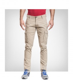 "Wrangler W15A ""Cargo Pants"" Camel - DENIM PERFORMANCE"