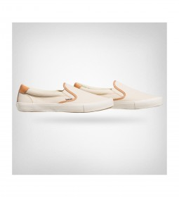 "Levi's® ""White Tab Slip On"" Light Beige"