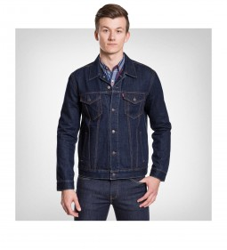 "Levi's® ""The Trucker Jacket"" Rinse Trucker"