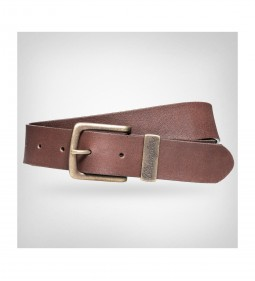 "Wrangler ""Basic Metal Loop"" Brown"