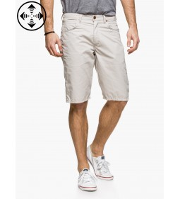 "Wrangler ""Regular Shorts"" Eggshell"