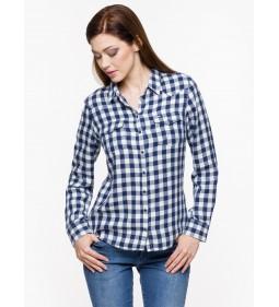 "Wrangler ""Western Shirt"" Navy"