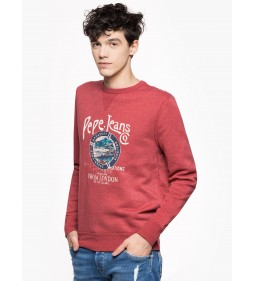 "Pepe Jeans ""Melville"" Burnt Red"