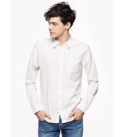 "Pepe Jeans ""Jonsson"" Off White"