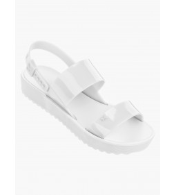 "Zaxy ""Clubber Sand Plat Ad"" White"