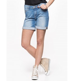 "Lee ""Boyfriend Short"" Worn In"