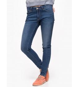 "Wrangler "" Skinny"" Authentic Blue"
