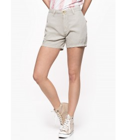 "Wrangler ""Chino Short""  Faded Khaki"