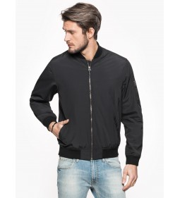 "Lee ""Baseball Jacket"" Black"