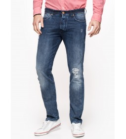 "Wrangler ""Spencer"" Crafted Indigo"
