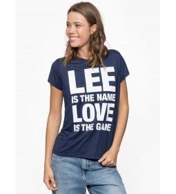 """Lee """"Tee Medieval"""" Blue"""