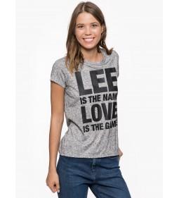 """Lee """"Lee Tee"""" Grey Mele"""