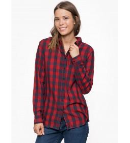 "Lee ""One Pocket Shirt""  Red Runner"
