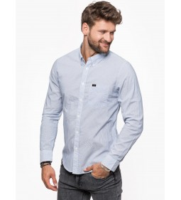 "Lee ""Slim Button Down"" Sodalite Blue"
