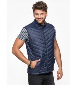 """Wrangler  """"Puffer Vest"""" Navy"""