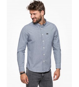 "Lee ""Slim Button Down Sky"" Capitan"