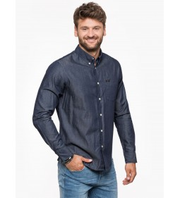 "Lee ""Button Down"" Indigo"