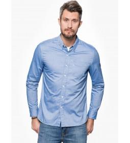"Levi's ""Sunset 1 Pocket Shirt"" True Blue"