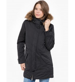 "Lee ""Urban Parka"" Black"