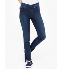 "Wrangler ""High Rise Skinny"" Subtle Blue Mid Season Sale"