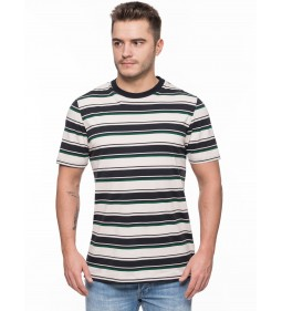 "Lee ""Stripe Tee"" Sandy Beach"