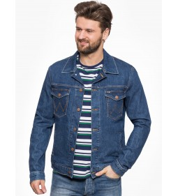 "Wrangler ""Regular Jacket"" Darkstone"