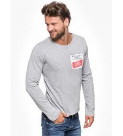 "Pepe Jeans ""Leonid"" Grey Marl"