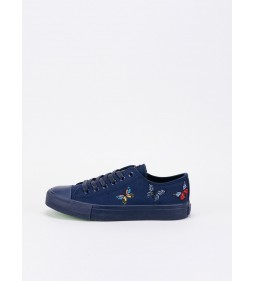 "Big Star ""AA274906"" Granat Motyl / Navy"