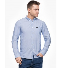 "Lee ""Slim Button Down"" Light Blue"