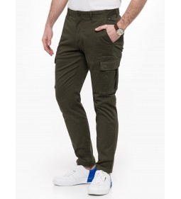 "Tommy Jeans ""Str Cargo Pant"" Green"