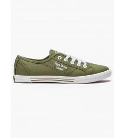 "Pepe Jeans ""Aberlady Basic"" Combat Green"
