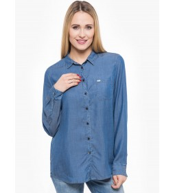 "Lee ""One Pocket Shirt"" Beyond Blue"