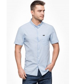 "Lee ""Slim Shirt"" Light Blue"