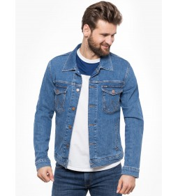 "Wrangler ""Regular Jacket"" Midstone Mid Season Sale"