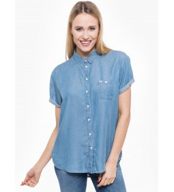 "Lee ""Shirt Delft"" Blue"