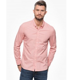 "Levi's ""Pacific No Pkt Shirt"" Watercress Sunset Red"