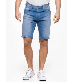 "Wrangler ""Denim Short"" Charged Blue"