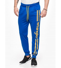 "Wrangler ""B&Y Trackpants"" Nautical Blue"