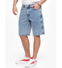 "Wrangler ""Denim Short B&Y"" Speedy Blue"