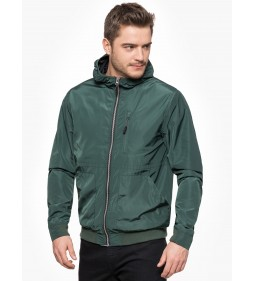 "Lee ""Nylon Hood Jckt"" Spruce Green"