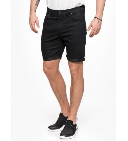 "Lee ""Rider Short"" Black Rinse"