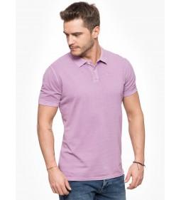 "Pepe Jeans ""Polo Gustav"" Purple"