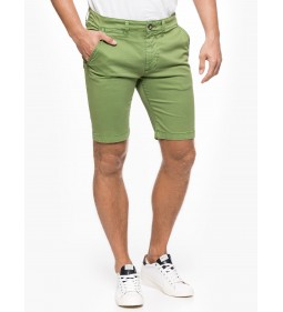 "Pepe Jeans ""Mc Queen Short"" Mallard Grn"