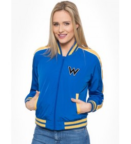 "Wrangler ""Bomber"" B&Y Nautical Blue"