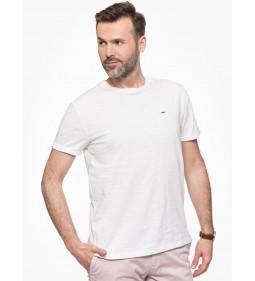 """Tommy Jeans """"Essential Garmen"""" 100 Classic White"""