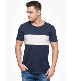 "Lee ""Blocking Tee"" Navy Drop"