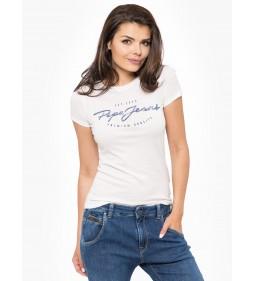 "Pepe Jeans ""Charleen"" White"